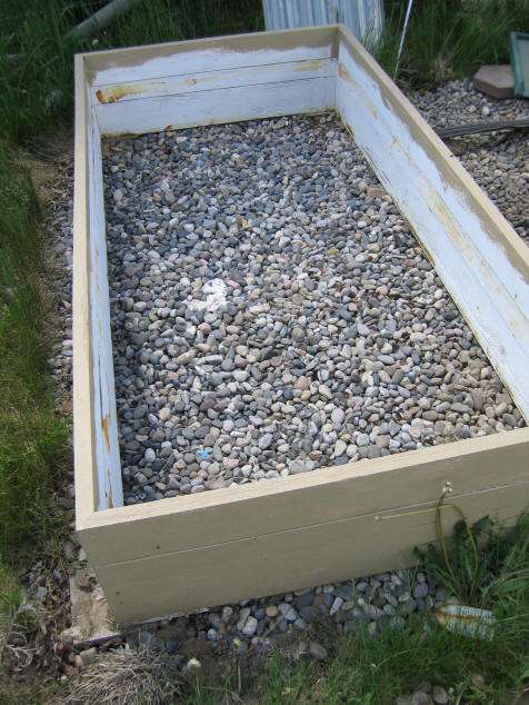 Solar Pond Water Heater Construction