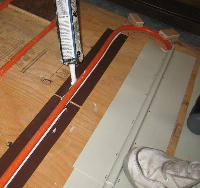 Solar collector using pex tubing for Pex vs copper cost