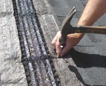 Ridge Vent Solar Water Heater