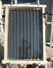 capteur solaire cpvc