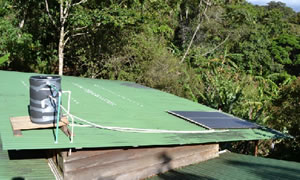 thermosyphon solar water heater for tropics