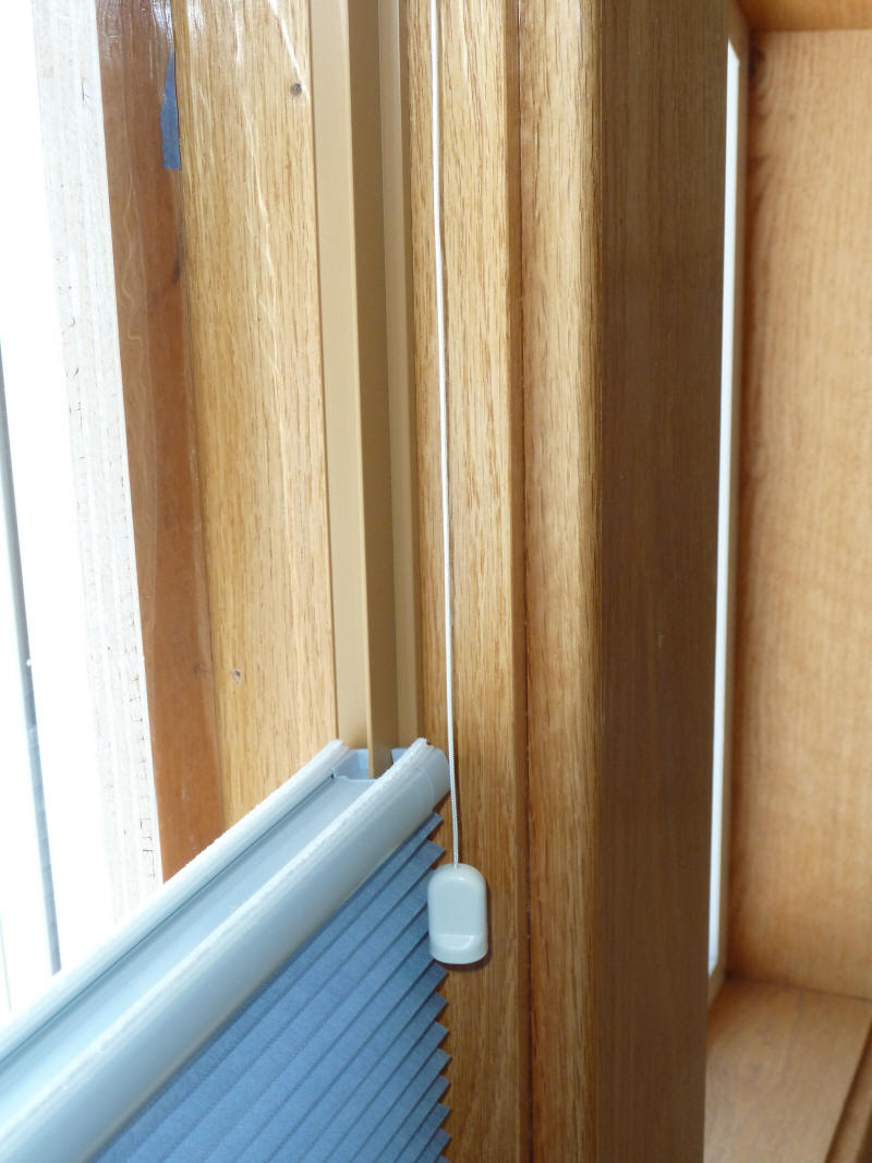 Bottom Up Insulating Shades For Light And Insulation