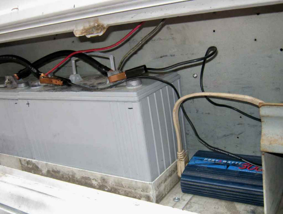 Diy Truck Or Rv Mounted Pv System