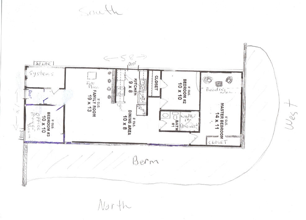 Icf Open Floor Plans Meze Blog