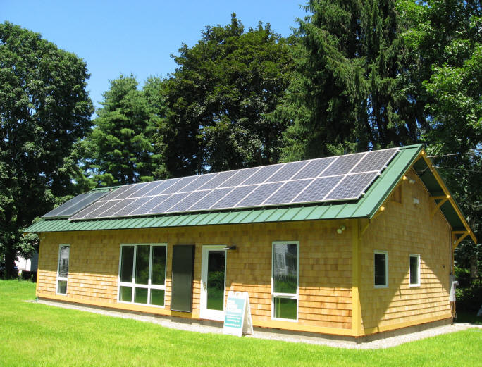 Zero Energy Home In MA