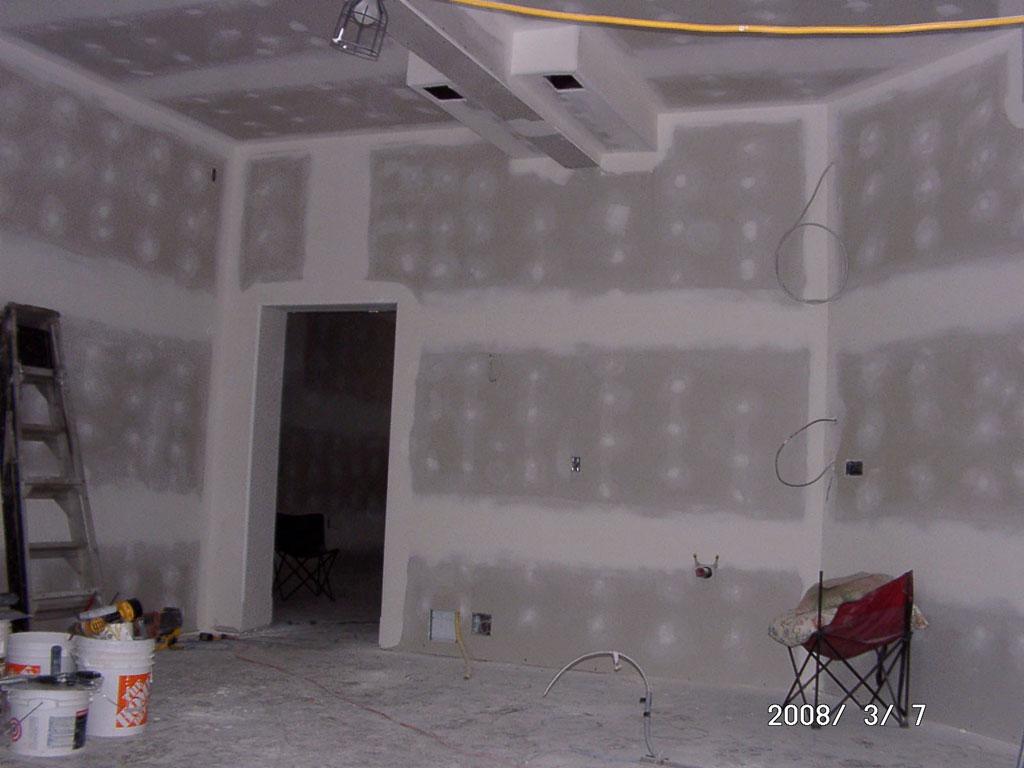 Interior Construction Schoolhouse Energy Retrofit