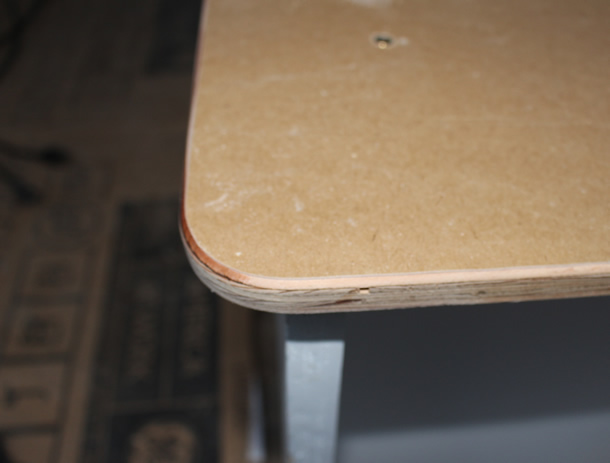 rounded corners on bed lids