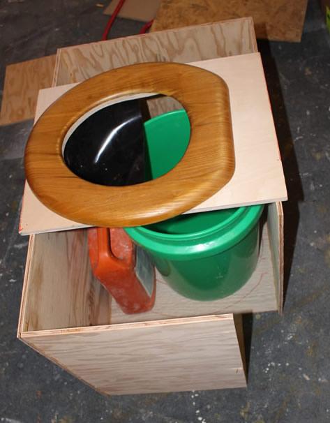 Promaster Diy Camper Van Conversion Diy Composting Toilet