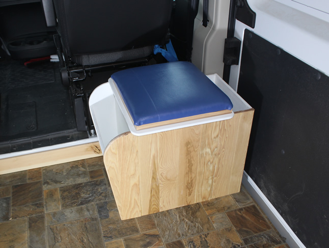 DIY Composting toilet for  RV