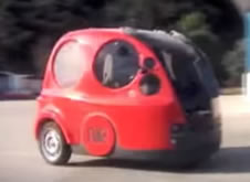 air pod compressed air car