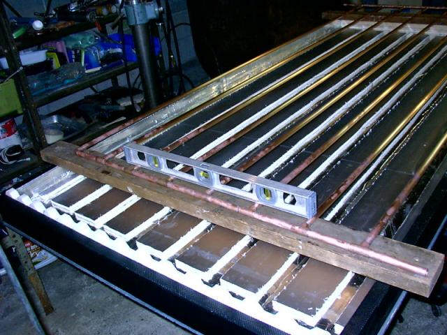 Diy Solar Water Heating System