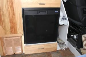 Norcold NB 751 DC fridge